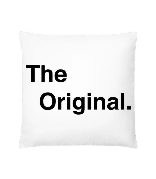 The Original - Cushion - White - Vorn