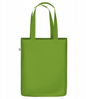 "Organic ""Earth Positive"" tote bag"