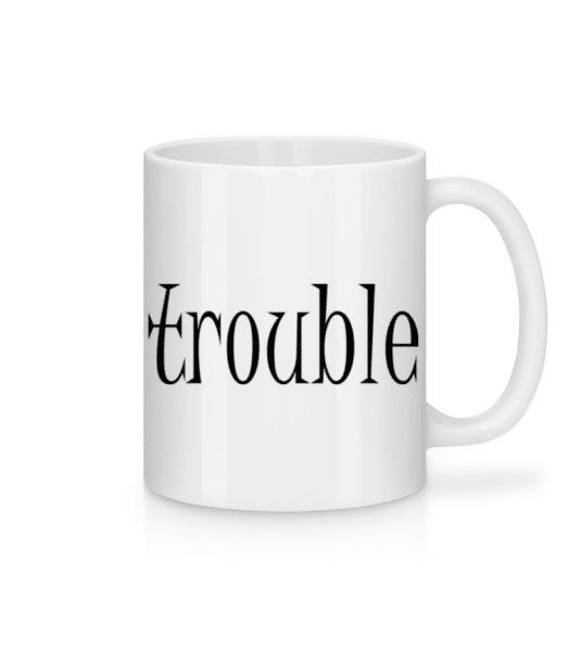 Trouble Makers Partner - Mug - White - Front
