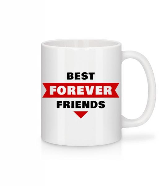 Best Friends Forever - Mug - White - Front