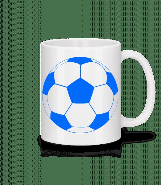 Football - Mug - White - Vorn