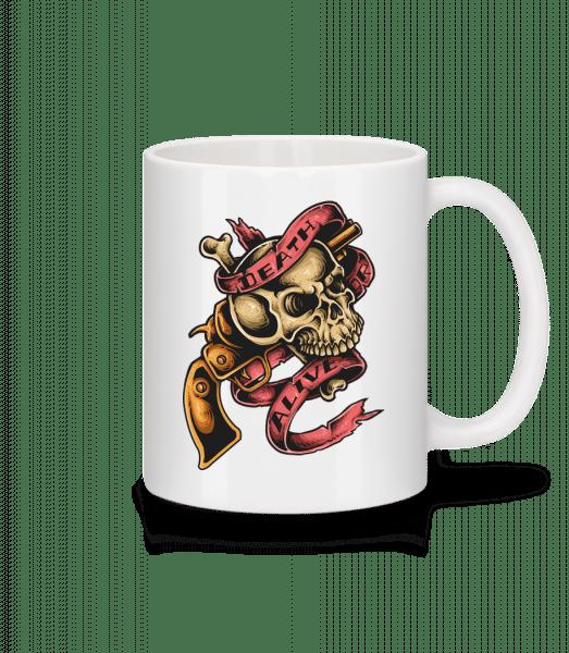 Death Or Alive - Mug - White - Front
