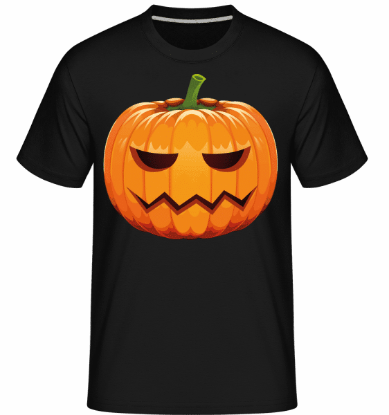 Mad Pumpkin -  Shirtinator Men's T-Shirt - Black - Vorn