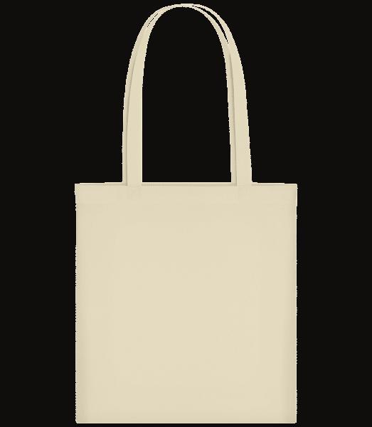 Tote Bag - Cream - Front