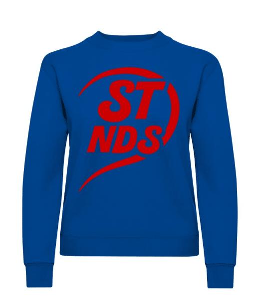 Best Friends - Women's Sweatshirt - Royal blue - Front