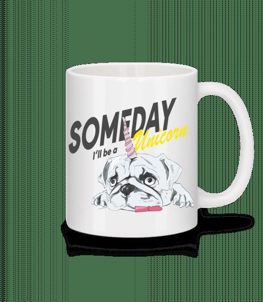Someday I'll Be A Unicorn - Mug - White - Vorn