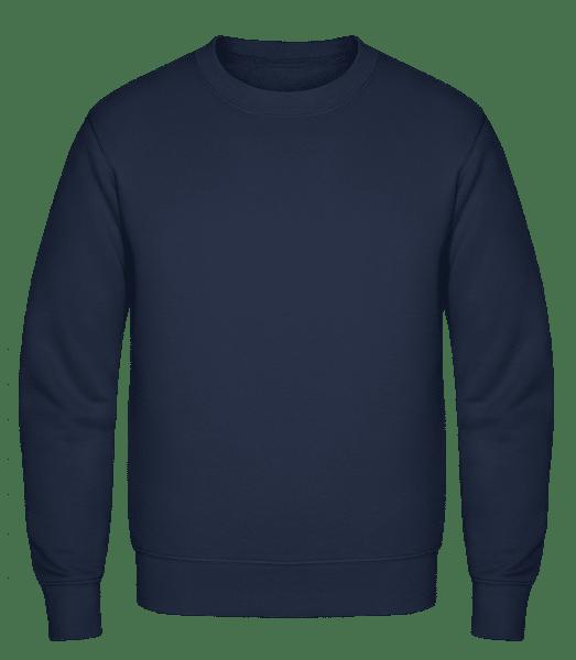 Men's Sweatshirt - Navy - Vorn