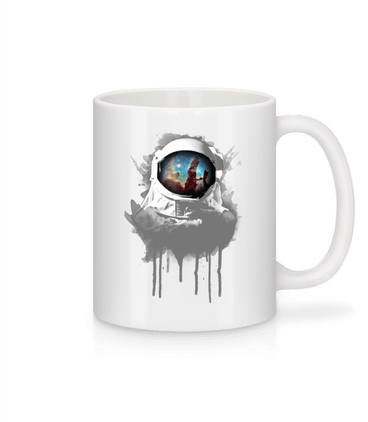 Astronaut - Mug - White - Vorn