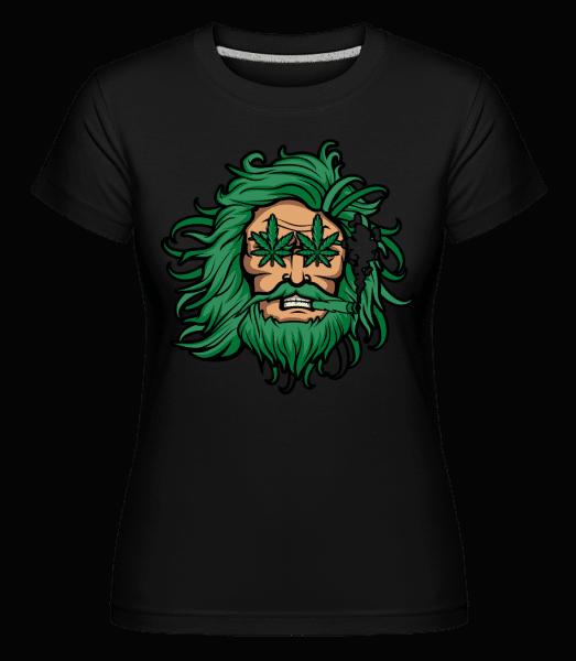 Zeus Weed -  Shirtinator Women's T-Shirt - Black - Vorn