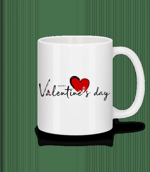 Valentines Day - Mug - White - Vorn
