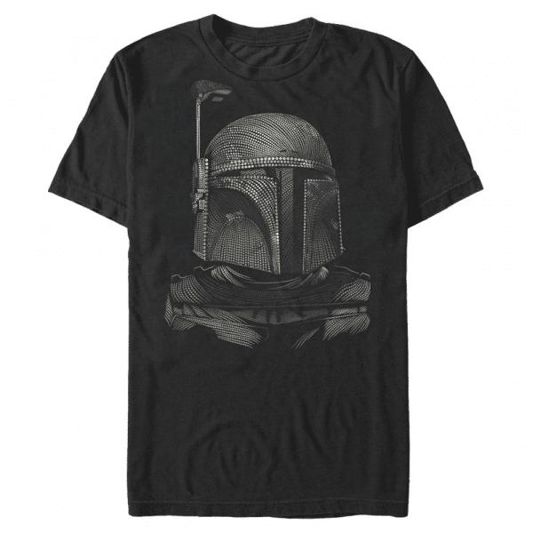 Bounty Hunter Boba Fett - Star Wars - Men's T-Shirt - Black - Front