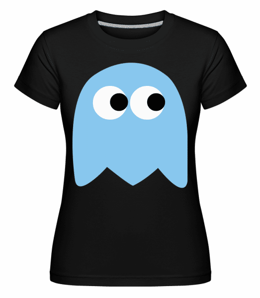 Computer Game Monster -  Shirtinator Women's T-Shirt - Black - Vorn