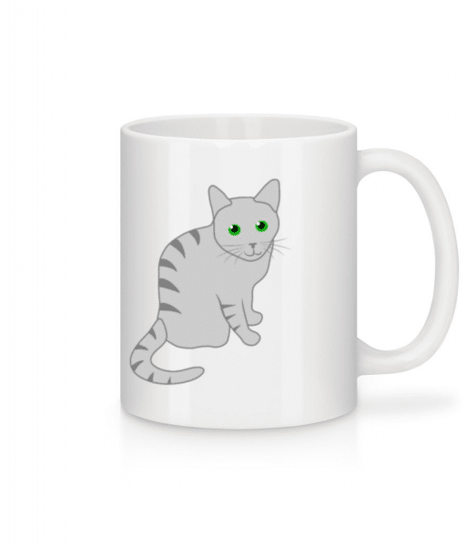 Kitty - Mug - White - Front
