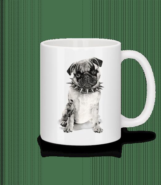 Metal Dog - Mug - White - Vorn