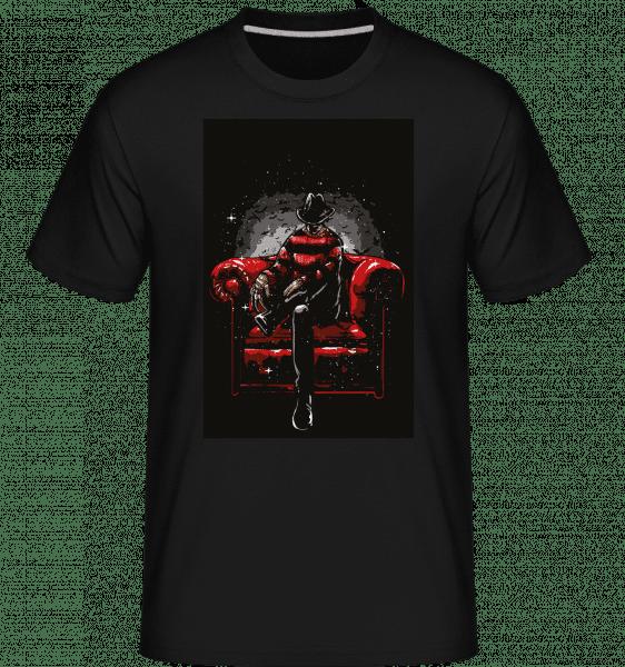 Nightmare Side -  T-Shirt Shirtinator homme - Noir - Devant