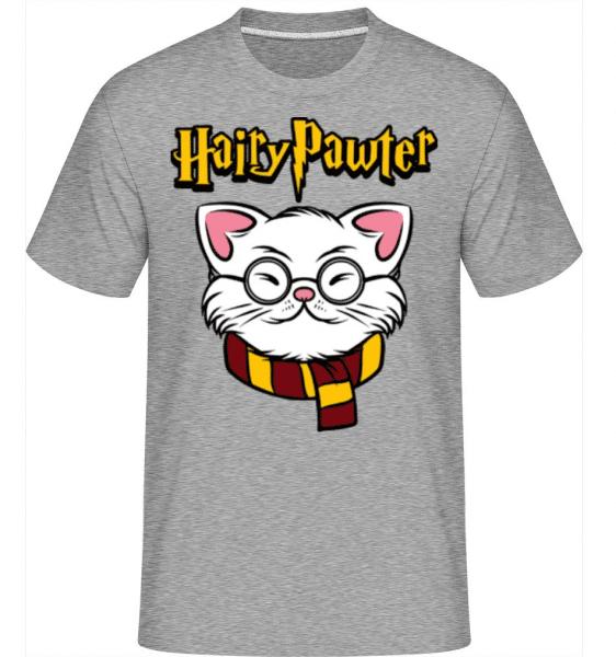 Hairy Pawter -  Shirtinator Men's T-Shirt - Heather grey - Front