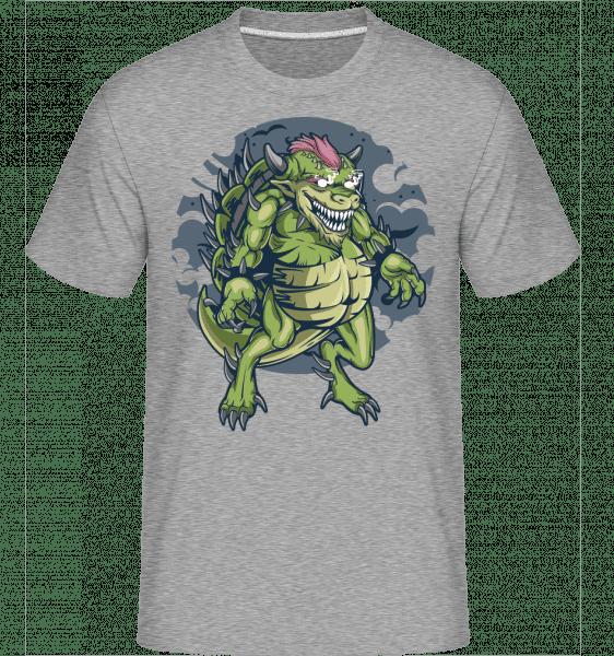 Monster -  Shirtinator Men's T-Shirt - Heather grey - Vorn