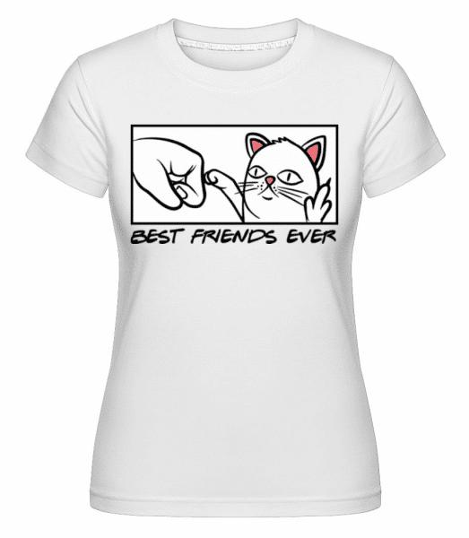Best Friends Ever -  Shirtinator Women's T-Shirt - White - Front
