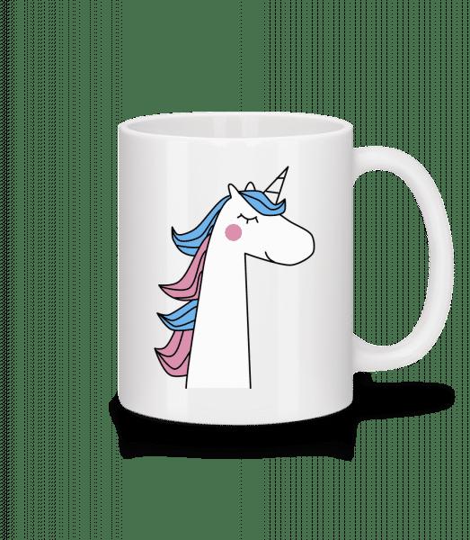 Cute Unicorn - Mug - White - Vorn