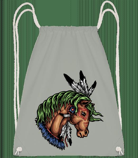 Native Wildlife - Gym bag - Anthracite - Vorn