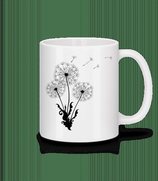 Dandelion Comic - Mug - White - Vorn