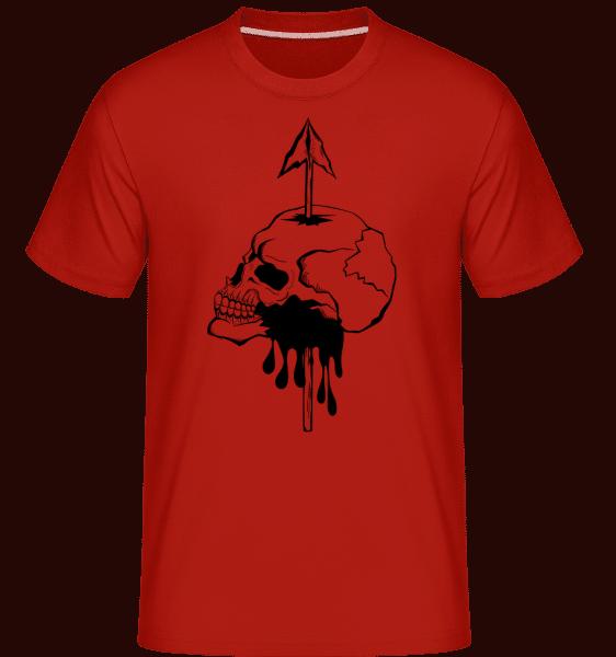 Mort Par Lance -  T-Shirt Shirtinator homme - Rouge - Vorn