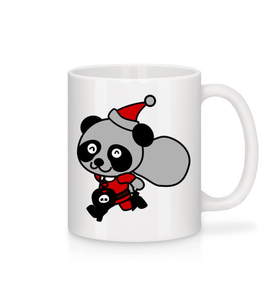 Christmas Bear - Mug - White - Vorn
