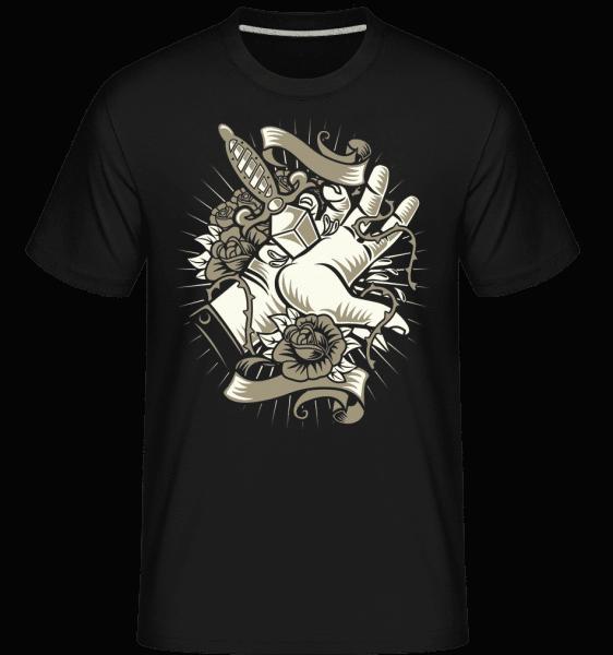 Sacrifice -  Shirtinator Men's T-Shirt - Black - Vorn