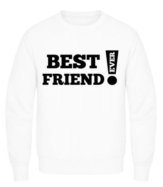 Best Friend Ever! - Men's Sweatshirt - White - Front