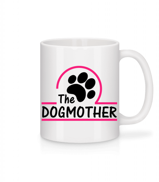 The Dogmother - Mug - White - Front