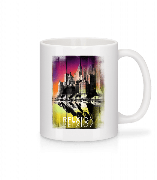 Reflexion - Mug - White - Vorn