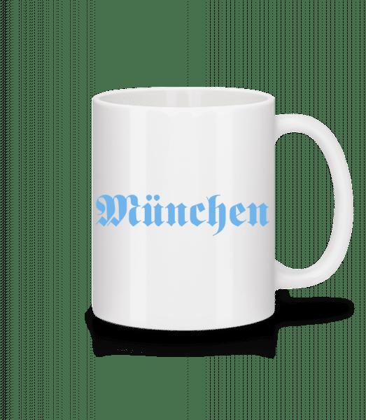 München - Mug - White - Front