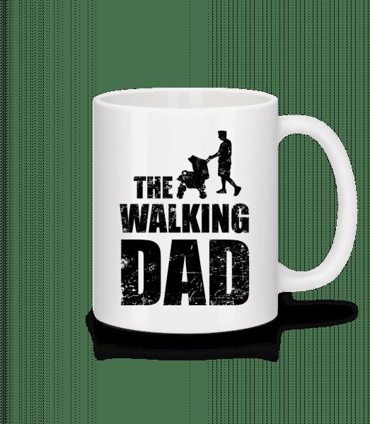 The Walking Dad - Tasse - Weiß - Vorn
