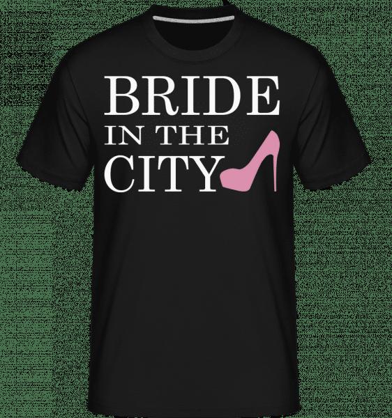 Bride In The City -  Shirtinator Men's T-Shirt - Black - Vorn