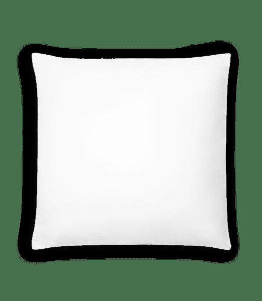 Polštář - Bílá - Napřed