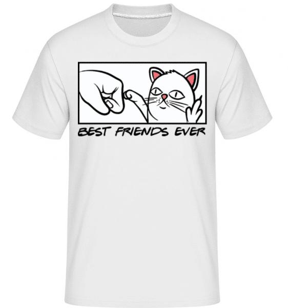Best Friends Ever -  Shirtinator Men's T-Shirt - White - Front