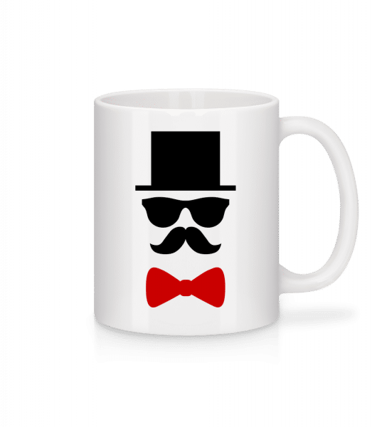 Groom - Mug - White - Front