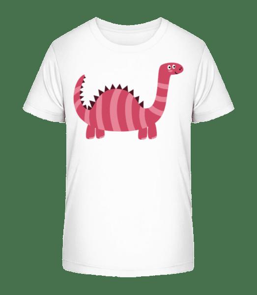 Sauropoden - T-shirt bio Premium Enfant - Blanc - Vorn