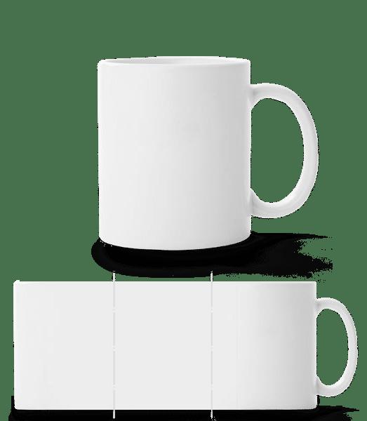 Mug panorama - Blanc - Devant