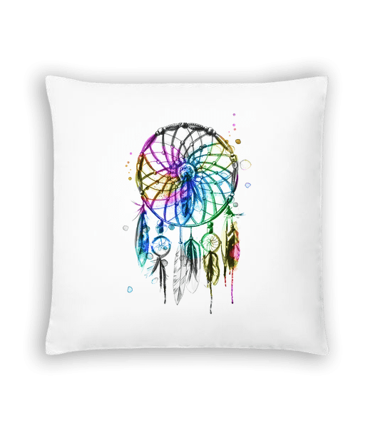 Mystical Dream Catcher - Cushion - White - Vorn