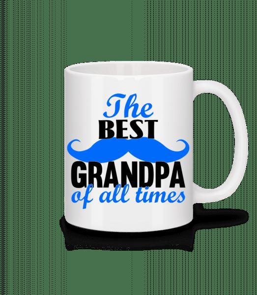 The Best Grandpa - Mug - White - Vorn