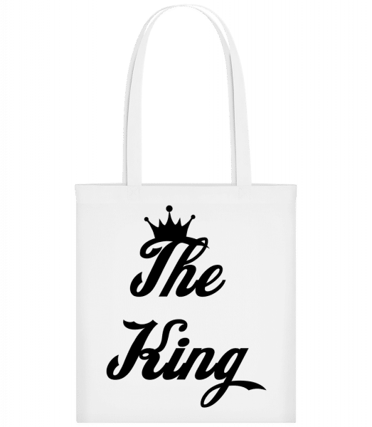 The King - Sac tote - Blanc - Vorn