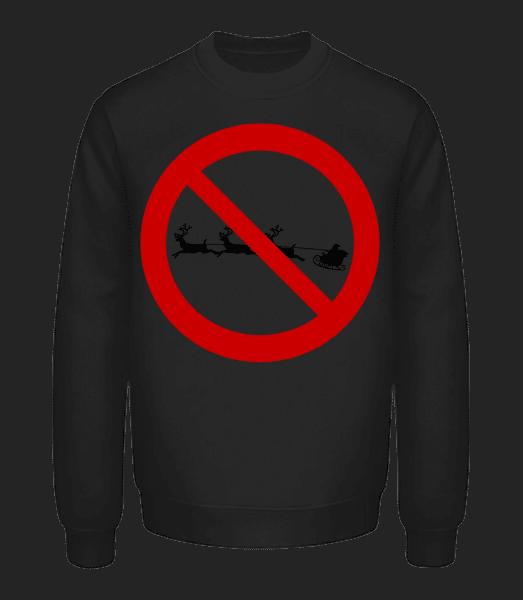 Anti Christmas - Unisex Sweatshirt - Black - Vorn