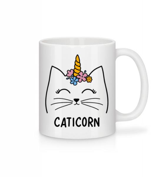 Caticorn - Mug - White - Front
