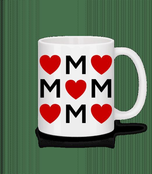 Mother Love - Mug - White - Vorn