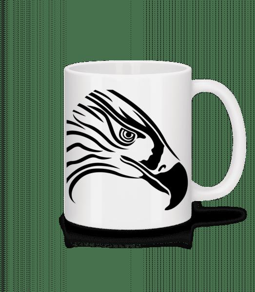 Bird - Mug - White - Vorn