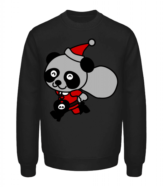 Christmas Bear - Unisex Sweatshirt - Black - Vorn
