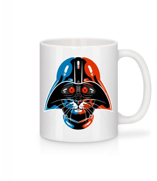 Cat Vader - Mug - White - Front