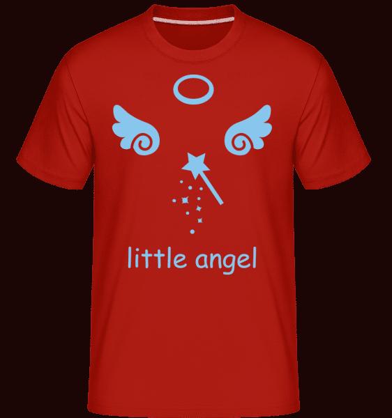 Little Angel Wings -  Shirtinator Men's T-Shirt - Red - Vorn