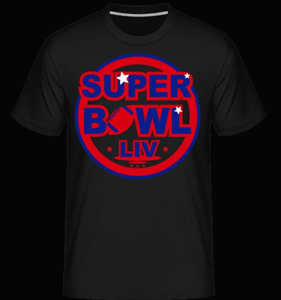 Super Bowl LIV -  Shirtinator Men's T-Shirt - Black - Vorn